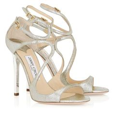 Jimmy Choo Lance Sandal. These would go perfectly with my new Alexander McQueen clutch.