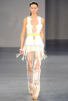 David Koma Spring 2012 Ready-to-Wear Collection Photos - Vogue