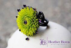 Fresh Flower Rings