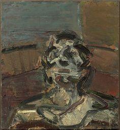 Frank auerbach 1