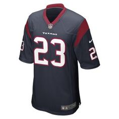 NFL Houston Texans (Arian Foster) Men's American Football Home Game Jersey