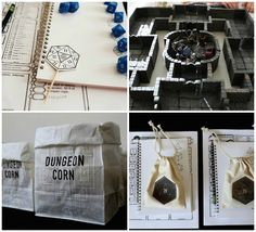 Dungeons & Dragons Themed Birthday Party via Kara's Party Ideas KarasPartyIdeas.com (3)