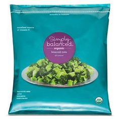 Broccoli Cuts 32 oz - Simply Balanced™ : Target