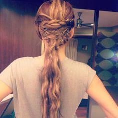 Cool #Hair_Style Dreadlocks, Hair Styles, Beauty, Women, Hair Plait Styles, Hair Makeup, Hairdos, Haircut Styles, Dreads