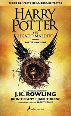 Harry Potter y el legado maldito: Amazon.es: J.K. Rowling: Libros