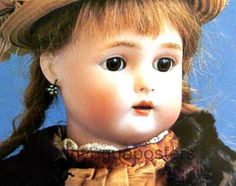 Antique German Doll with Bisque Head  photograph by InVoguePosters