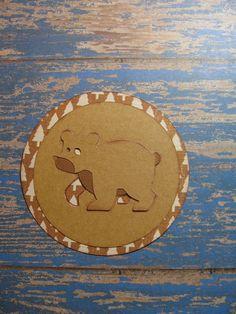 Campin Critters Badge - Bear