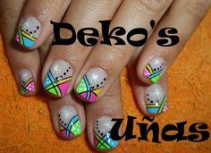 Trabajos de este Spa, que son una obra de arte... Deko's SPA Nail Designs, Nail Art, Nails, Beauty, Color, Spa, Polka Dots, Fingernail Designs, Hearts