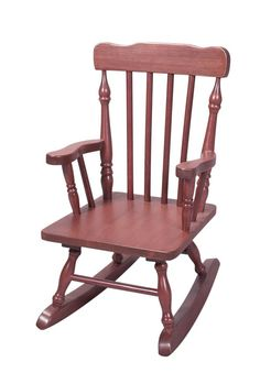 need to buy an unfinished rocking chair from michael s and paint