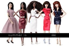 Collecting Fashion Dolls by Terri Gold: Integrity Toys' ITBE and Jem Dolls Revealed