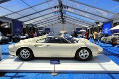 1966 Ferrari 365 P Berlinetta Speciale « Tre Posti » s/n 8971, not sold, highest bid $22.5M 2014