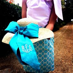 this is creepy...this is my exact monogram, but it isn't mine.