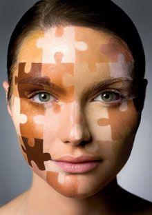 Guia para saber base de maquillaje 1