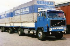 Volvo Trucks, Vintage Trucks, Classic Trucks, Semi Trucks, Race Cars, Sweden, Transportation, Bmw, Life