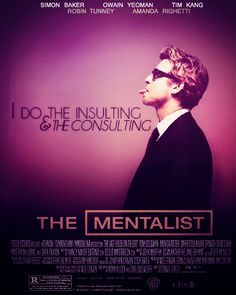 The Mentalist fan-made poster