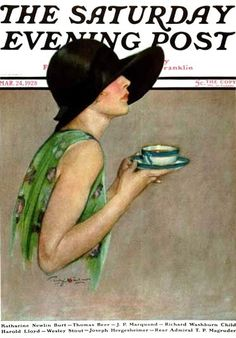 1928 The Saturday Evening Post
