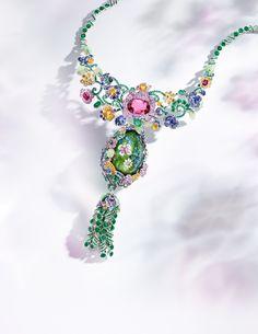 Fabergé Secret Garden Necklace