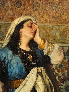 Morayma wife of Boabdil