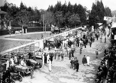 TEMPORADA DE 1936 - Carros nos boxes do GP Cidade de São Paulo - Brasil. Felipe - Álbuns da web do Picasa