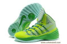 Nike Hyperdunk 2013 Fluorescent Green For Sale Nike Kobe Shoes, Kd Shoes, New Jordans Shoes, Nike Sneakers, Cheap Jordans, Shoes Style, Cheap Shoes, Men's Style, Running Shoes