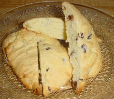 These scones look yummy!