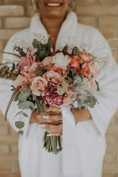 Summer Wedding Bouquets, Rustic Wedding Flowers, Wedding Flower Decorations, Bride Bouquets, Bridal Flowers, Flower Bouquet Wedding, Floral Wedding, Elope Wedding, Dream Wedding