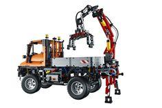 Lego Unimog U400