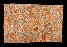 Textile fragment Date: 1750–1899 Culture: Russian Medium: Linen Dimensions: 19 x 12 1/2 in. (48.3 x 31.8 cm) Accession Number: 2009.300.2709