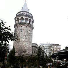 Istanbul 갈라타타워