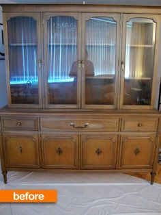 Before & After: A Happy Hutch