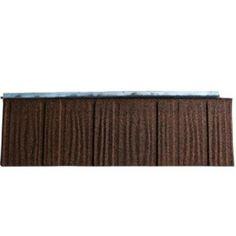TERRABELLA® Stone Coated Steel Roof Shake Covers 5.076 Sq. Ft. $6167