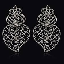 jóias em filigrana