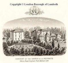 La Retraite Convent, Atkins Road, Clapham Park - my old school Atkins, Old School, Taj Mahal, Snow, Display, London, Park, Live, Awesome