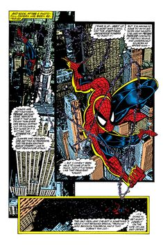 1990 Marvel Comics The Amazing Spider-Man and Punisher #330 EriK Larsen