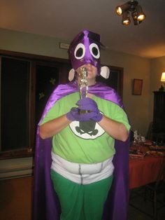 a halloween costume - fanboy-and-chum-chum-club photo    from LauraGACfan2003