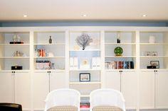 Bücherregale gebaut und Regale ist eine der beliebtesten ikea billy Hacks