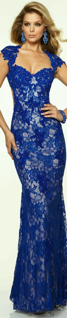 Mori Lee Prom dress Stunning Dresses, Elegant Dresses, Pretty Dresses, Beautiful Outfits, Blue Dresses, Cool Outfits, Prom Dresses, Formal Dresses, Bleu Royal