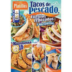 Irresistibles Platillos Especial 40 - Tacos de Pescado   Revista Impresa