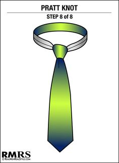 Check out this step-by-step guide to tying a Pratt knot. Also known as the Pratt-Shelby – which can be worn in all types of semi-formal or formal occasions. Real Men Real Style, Cool Ties, Popular Mens Fashion, Well Dressed Men, Necktie Knots, Style Guides, Windsor, Infographics, Oriental