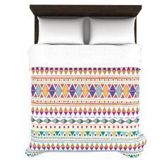 KESS InHouse Native Fiesta Duvet Cover Collection | AllModern