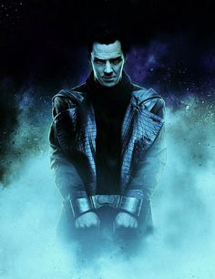 Star Trek Into Darkness. Khan - he's a tough one!