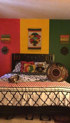 My Rasta Reggae Room One Love Vibes