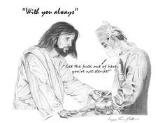 [Image - 56894] | Jesus is a Jerk | Know Your Meme