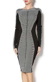 Color Block Sheath Dress