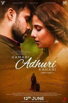 Hamari Adhuri Kahani Full Movie Online Streaming 2015 check out here : http://movieplayer.website/hd/?v=3483612 Hamari Adhuri Kahani Full Movie Online Streaming 2015  Actor : Emraan Hashmi, Vidya Balan, Rajkummar Rao, Madhurima Tuli 84n9un+4p4n