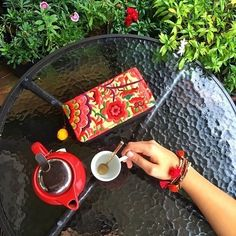 A little tea and a peace of mind of all I need on a Sunday. Fair trade all the way! Check out the 3-in-1 wrap bracelet to necklace. It's like 3 gifts in 1!