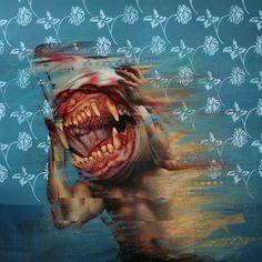 Les peintures de Dale Grimshaw !