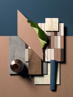 Materials board interior design - Color Studio harmonious colours for contemporary surfaces – Materials board interior design Colour Pallete, Colour Schemes, Material Board, Colour Board, Deco Design, Textures Patterns, Color Inspiration, Decoration, Contemporary