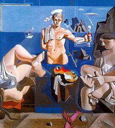 Tutta l'ardente ricerca avanguardista di tre giovani artisti-pittori a Firenze