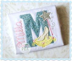 Personalized Princess Birthday Shirt  Girls by SweetPeaStitches84